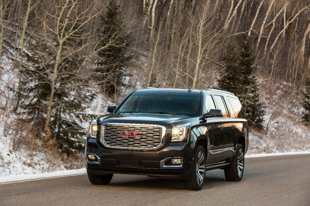 Read now about the #GMC sales report for 2017 and its best sales year from 12 years.    #YukonXL #Yukon #SierraHD #Acadia #Denali