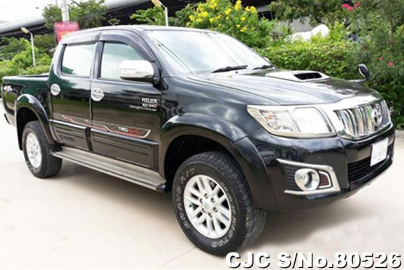 2014 Toyota Hilux Vigo Champ 3 0 Double Cab G Package Mt 4wd