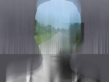 "Saatchi Art Artist André Pillay; Photography, ""Transient"" #art  #SaatchiArt  #photoart #portrait #photography"