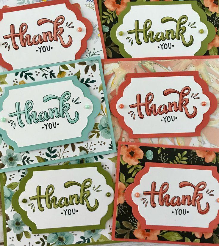 Unique Thank You Card Ideas: 25+ Unique Sympathy Thank You Notes Ideas On Pinterest