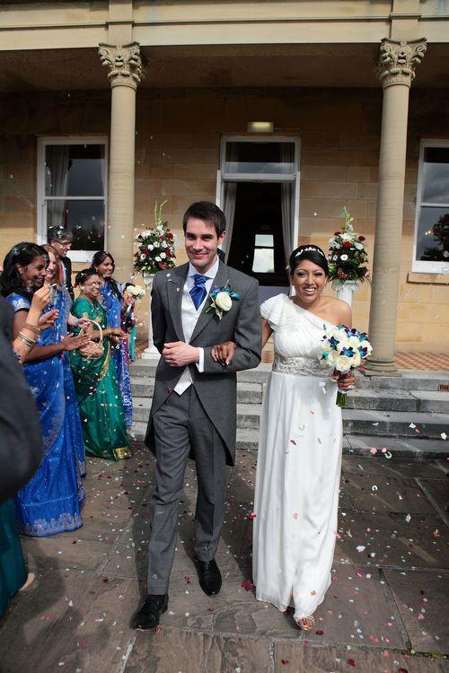 Indian weddings at Salomons in Kent