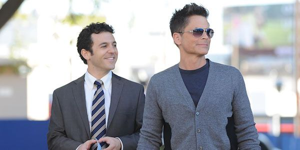 Is The Grinder Coming Back To TV? Here's What Rob Lowe Says #FansnStars