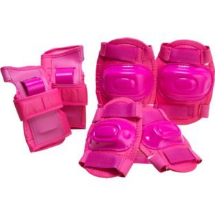 Buy Knee, Elbow and Wrist Pads - Pink at Argos.co.uk - Your Online Shop for Skateboard and skate accessories.