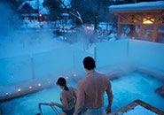 Auberge romantique, spa santé, plein air, hôtel, Québec, Mauricie, Saint-Paulin