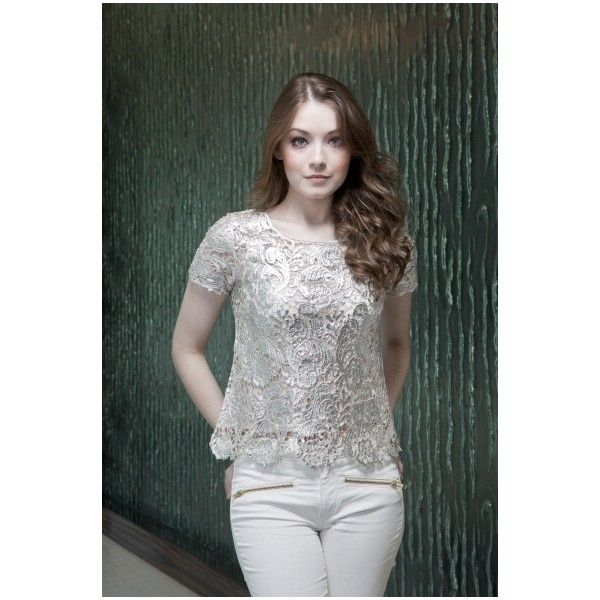Sarah Bolger ❤ liked on Polyvore featuring sarah bolger