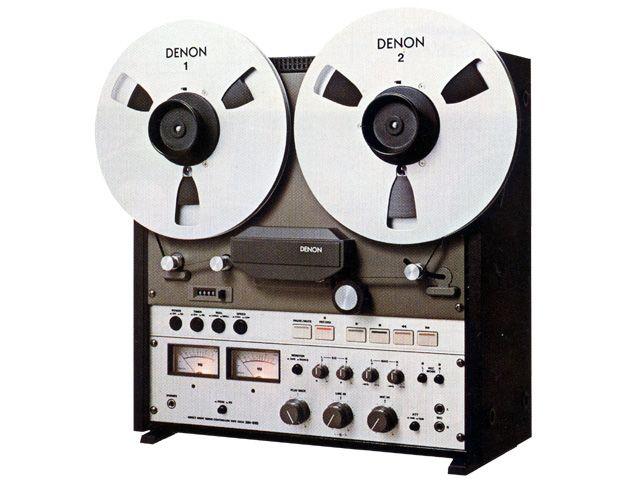 DENON DH-510 (Japan 1978-1981)  - www.remix-numerisation.fr - Rendez vos souvenirs durables ! - Sauvegarde - Transfert - Copie - Digitalisation - Restauration de bande magnétique Audio Dématérialisation audio - MiniDisc - Cassette Audio et Cassette VHS - VHSC - SVHSC - Video8 - Hi8 - Digital8 - MiniDv - Laserdisc - Bobine fil d'acier - Micro-cassette - Digitalisation audio - Elcaset