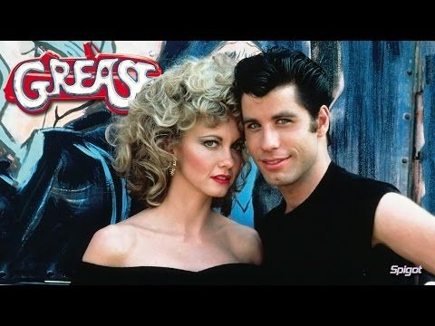 John Travolta And Olivia Newton John - You're The One That I Want - YouTube