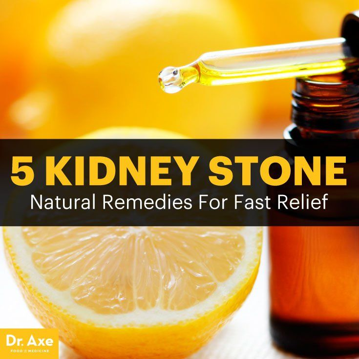 Causes of Kidney Stone Symptoms + 5 Remedies | Nutrition ...