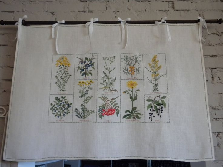 Garden Sampler, I like this look.