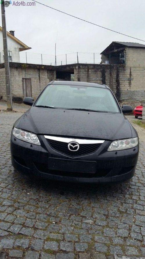 Mazda 6 1.6 16v 2003. Carro para peças. Enviamos para todo país. Transportadora / Correio.