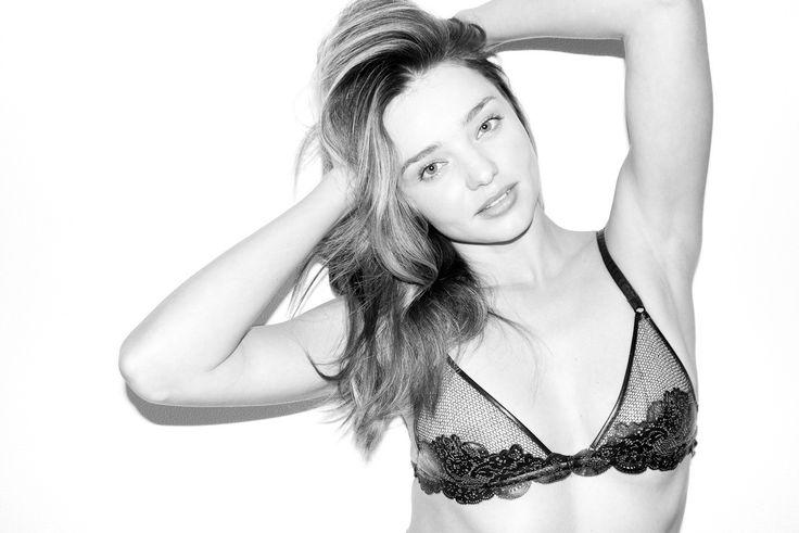 Miranda Kerr – Lingerie Photoshoot by Terry Richardson