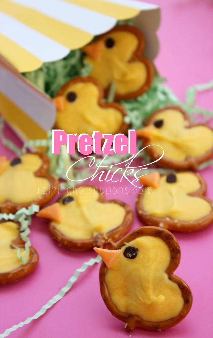 Pretzel Chicks