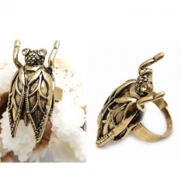 Malena Insect Ring