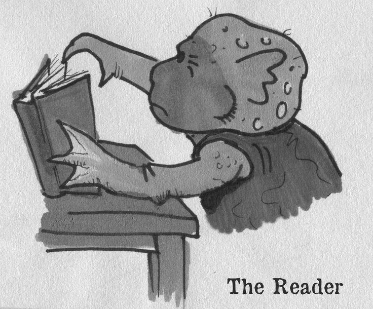 the Reader, jmacdougall 2015