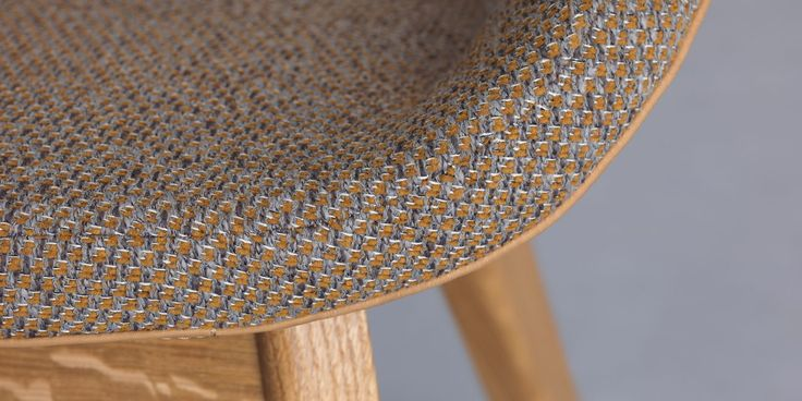 New for 2014! MORPH DINING upholstered dining chair by Formstelle for ZEITRAUM