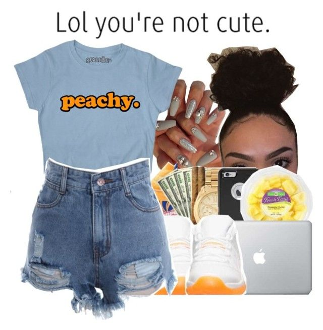 """Quickieeeee\\\\\\ 2-16-2017 5:32 PM"" by kaydabae4life ❤ liked on Polyvore"