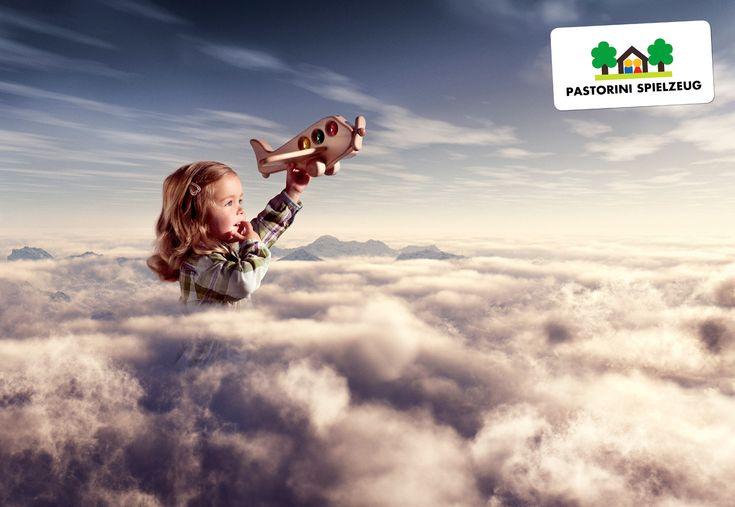 בלוג תגנוב - השראה לגרפיקאים ופרסומאים: פרסומת לחנות צעצועים