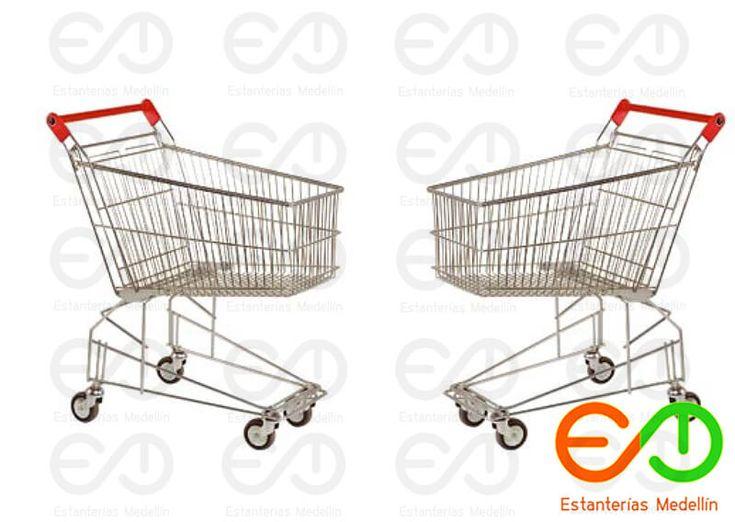 Imagenes de góndolas de Supermercados