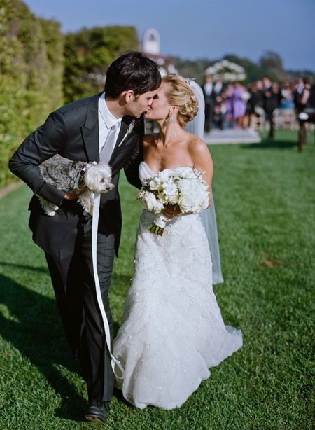 Santa Barbara Celebrity Wedding | Brides