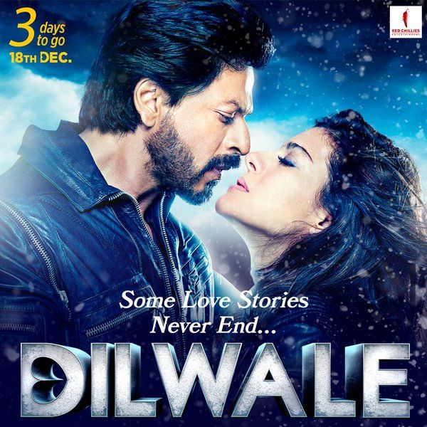 Dilwale Advance Booking Start From Sunday: Dilwale movies advances booking started from Sunday.