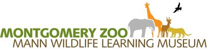 Montgomery Zoo.   Adults - $16.00 zoo & museum combo. Sun-Sat 9am-5:30pm