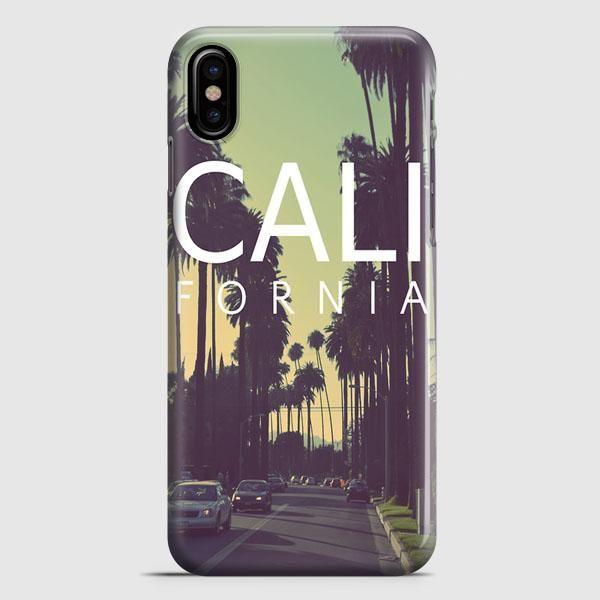 California Republic Flag iPhone X Case   casescraft