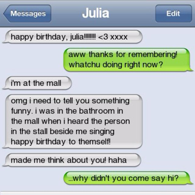 Funny Quotes About Texting: Best 25+ Happy Birthday Text Message Ideas On Pinterest