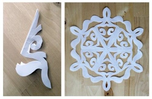 Paper Snowflake Tutorials