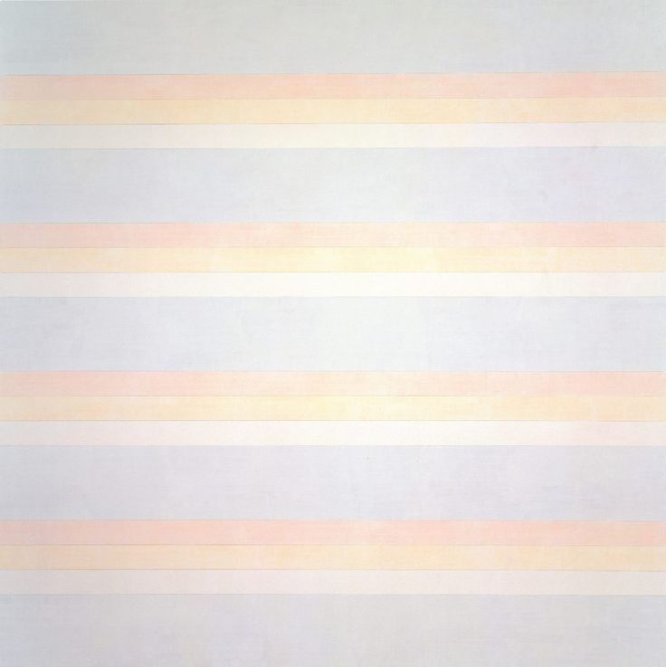 Agnes Martin, Untitled #2 (1992). © 2015 Agnes Martin/Artists Rights Society (ARS), New York.