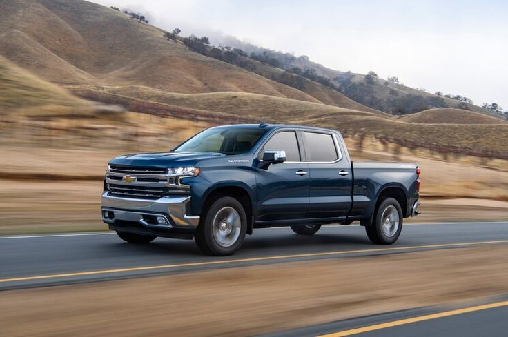 2020 Chevrolet Silverado 1500 Duramax Fuel Economy 33 Mpg In Epa Testing