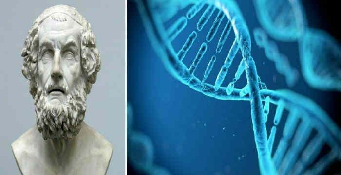 Ο Όμηρος μας εξηγεί πως δεν θα αρρωσταίνουμε ποτέ Υπάρχει μηχανισμός αυτό-θεραπείας για τον άνθρωπο;