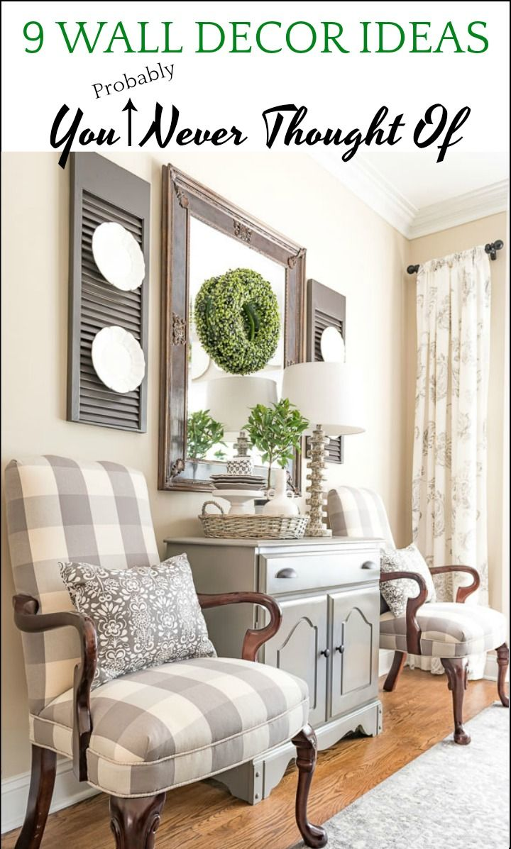 Wall Decor Ideas You May Never Have Thought Of Worthing Court Dining Room Makeover Farmhouse Dining Room Farm House Living Room #wall #decorations #for #small #living #room