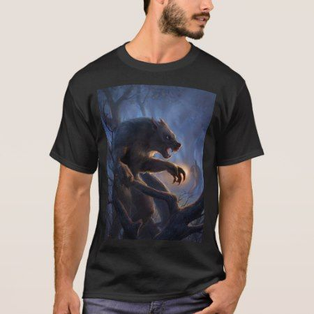 Dogman of Michigan T-Shirt - tap, personalize, buy right now!