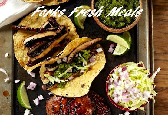 Forks Over Knives Delivers!  New plant based meal delivery service that brings healthy meals to your door!