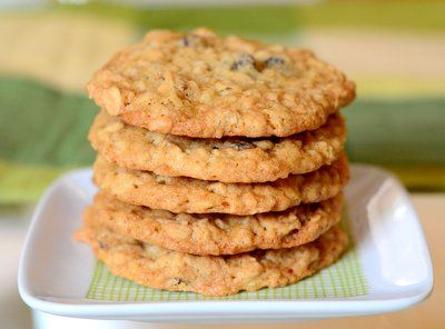 Chewy Coconut Oatmeal Raisin Cookies - Baking Bites