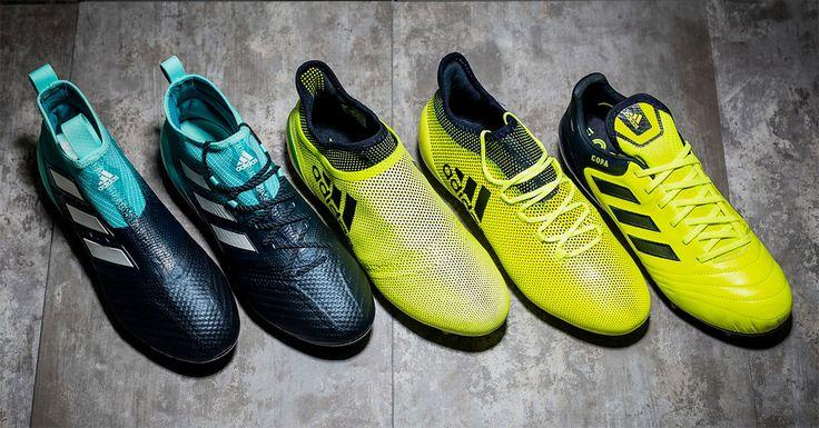 adidas Football 'Ocean Storm' Pack