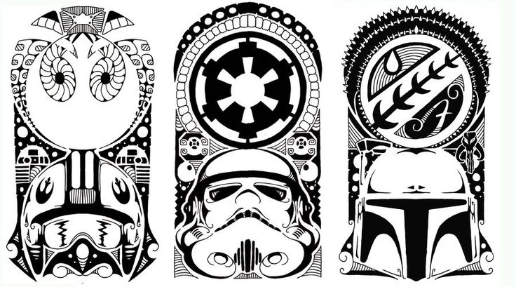Awesome Star Wars tattoo ideas
