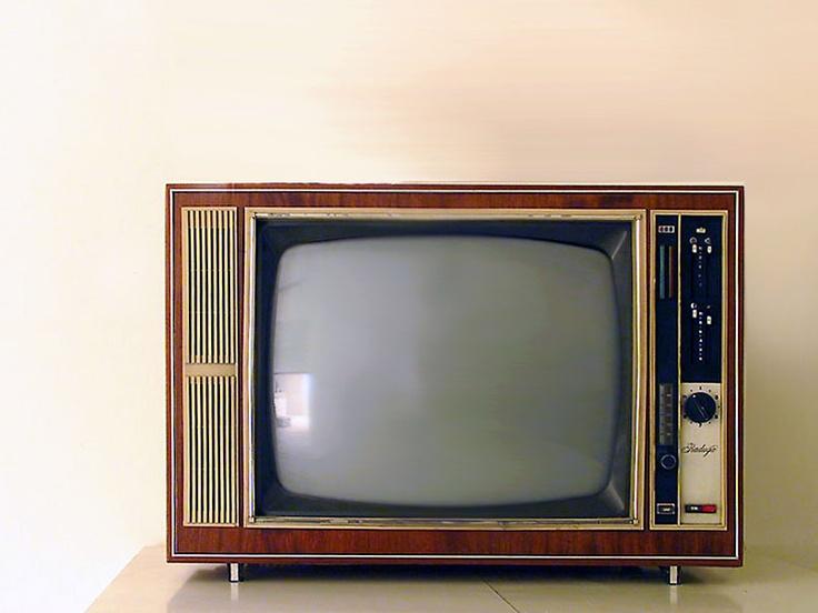 Russian 70s raduga color tv