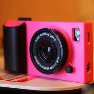 Camera Case for iPhone5S 4S