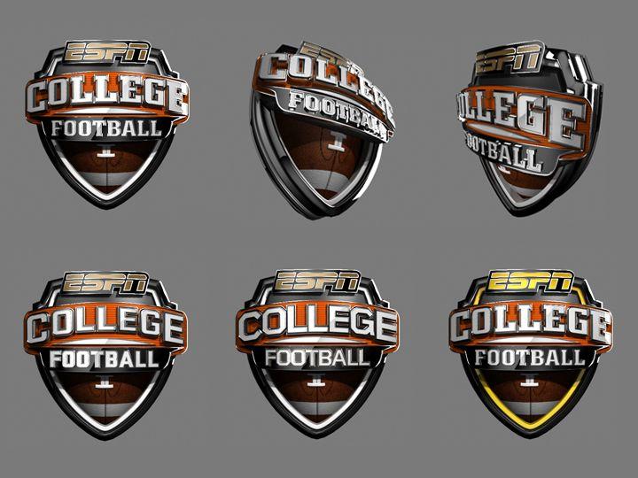 "Seton Kim - Creative Direction - ""College Football"""