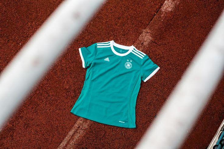 Deutschland Frauen-EM 2017 Trikots veröffentlicht - Nur Fussball