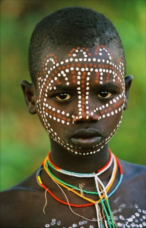 Seriese by Hans Silvester | Africa #world #cultures