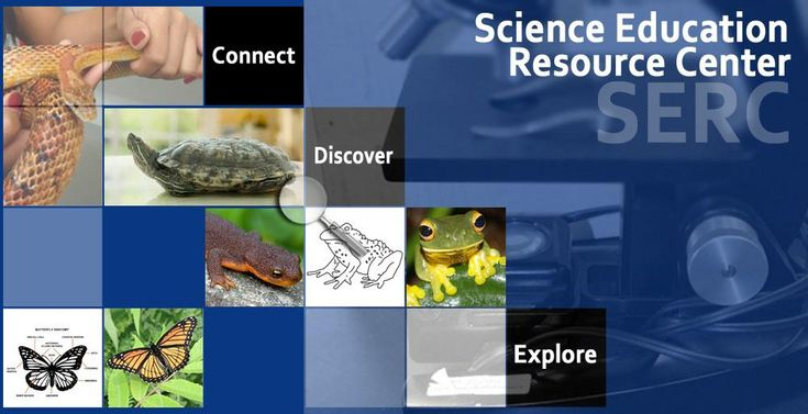 The Science Education Resource Center (SERC) at San Jose State ...