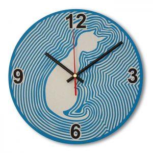 Часы настенные - Круги на воде