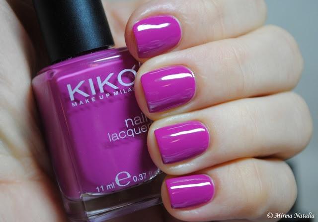 #KIKO 290 dark magenta
