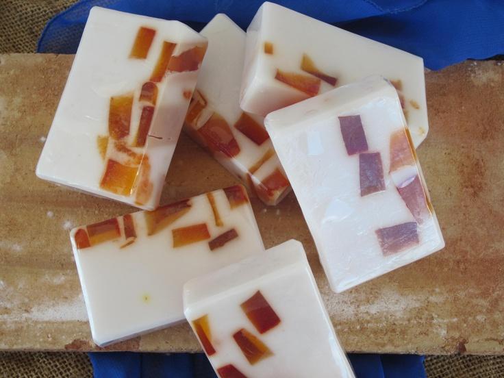 Tomato & Shea butter soaps
