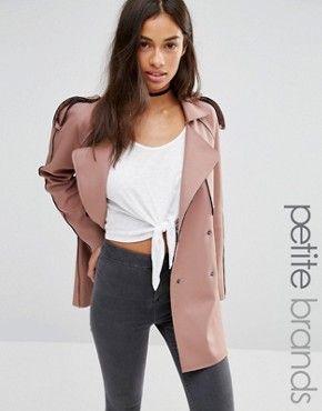 Petite coats | Petite jackets & petite coat styles | ASOS