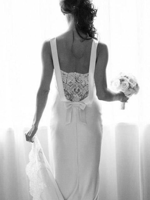 David Fielden Wedding Dress – OnceWed.com