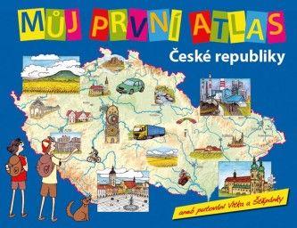 Můj první atlas ČR