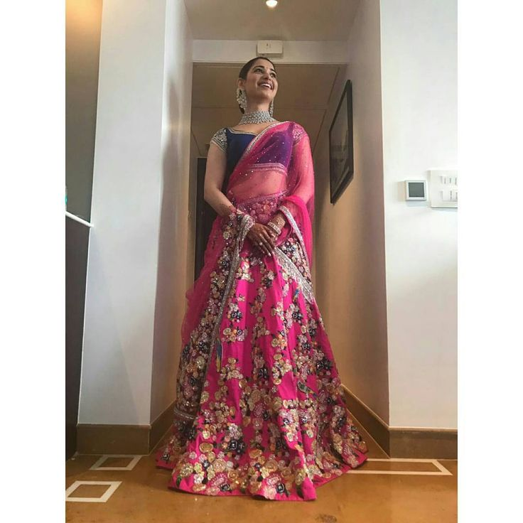 Happiness is decking up for your brother's wedding in gorgeous lehengas